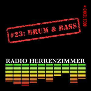 Radio Herrenzimmer #23: Drum & Bass