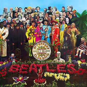 Sgt. Pepper's Lonely Hearts Club Band (Mono) - The Beatles