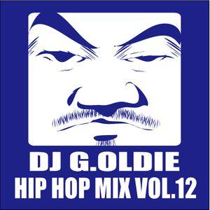 DJ G.Oldie HIP HOP MIX VOL.12