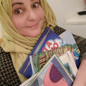 Fatema Marfani and Salma Ayisha Siddiqui - KidsZone with Fatema and Salma -20200409-2000