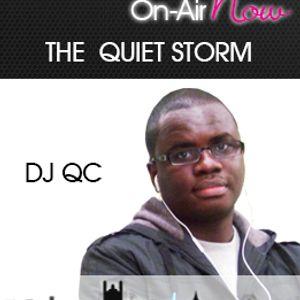 DJ QC Quiet Storm - 180417 - @melronkixie