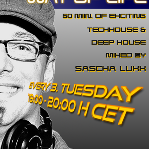 Sascha Luxx - The Electronic Way Of Life  003