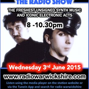 RW028- THE JOHNNY NORMAL RADIO SHOW - 3RD JUNE 2015 - RADIO WARWICKSHIRE