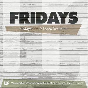 Fridays 003 (SuperFreitag @ FreshFM)