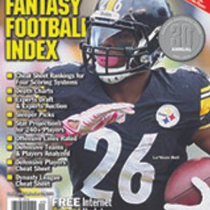 Fantasy Football Index - 08/23/16