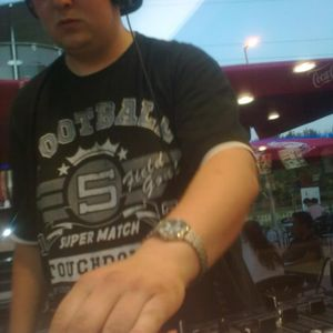 DJ Varga Dé @ Burger King in DRIVE demo part 3 2k12