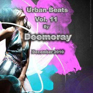 Deemoray - Urban Beats Vol. 11 December 2010