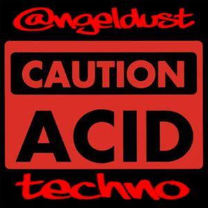 Caution Acid Techno