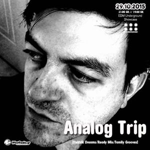 Analog Trip @ EDM Underground Showcase 29 Oct 2015 - www.westradio.gr