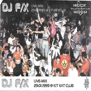 Live DJ-Set@KitKat-Club (29.01.1999)