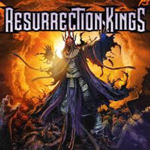 Focus On Metal with Resurrection Kings Jan 24th 2016