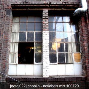 choplin - netlabels mix 100720