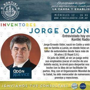 Programa 24 -  Inventores - Jorge Odon - Odon Device