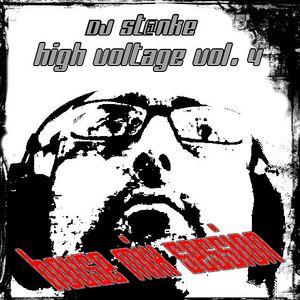 DJ St@nke mix662 HIGH VOLTAGE vol.4