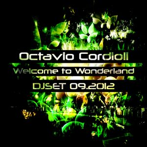 Octavio Cordioli - Welcome to Wonderland