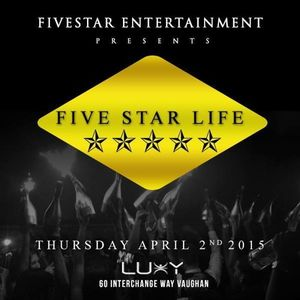FiveStarLife '15 Promo Mix [Flatline & Mon A Gallis]
