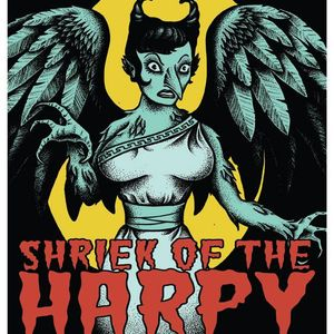 Episode 2 – Shriek of the Harpy