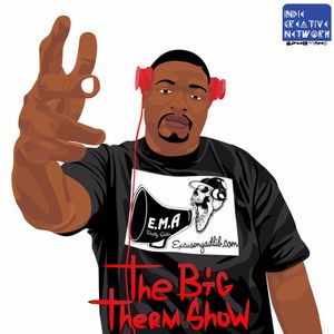 The Big Therm Show - Curating Good Music with Shomi and Arza