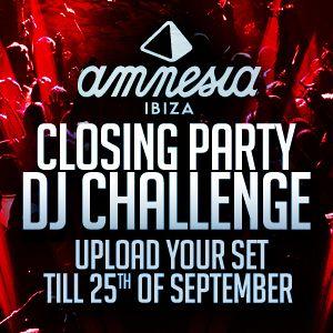RICH MORE: Amnesia DJ Competition