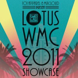DJ MFR - Live at the Lotus WMC 2011 Showcase