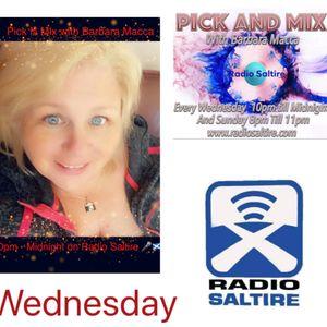 Pick N Mix with Barbara Macca on Radio Saltire 11 December 2019.