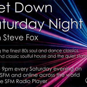 SHOW 14 – Get Down Saturday Night with DJ Steve Fox on 106.9 SFM Radio broadcast on 23.02.13 (Hour 2