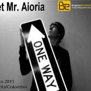 Set Mr Aioria - One Way