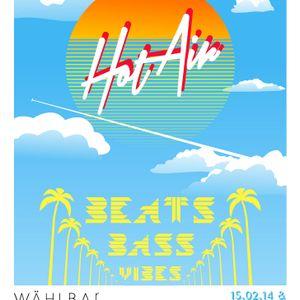 Hot Air XI Live Set 08 - 03 - 14