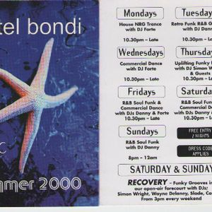 BONDI SUMMER MIX 1999-2000 (part 1)