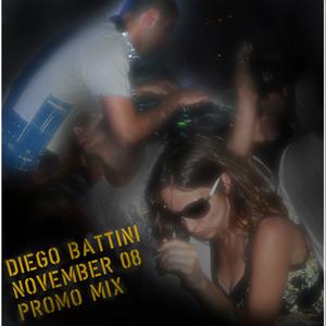 Diego Battini - November 2008 Promo Mix