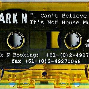 Mark n i can 39 t believe it 39 s not house music side a pure for House music 1998