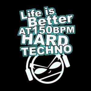 Cloud DJ - Hard Techno Mix