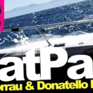 Martynas M Live @ Kastis Torrau & Donatello B-Day Boat Party