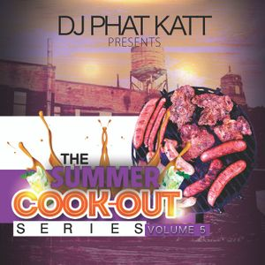 The Summer Cook-Out Series Volume 5