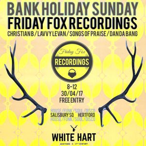 Friday Fox Session at The White Hart - Christian B & Lavvy Levan