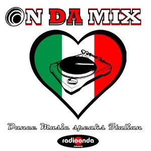 Season II episode 01 ON DA MIX: Paolo Ortelli & Marcel Dj