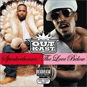 BACKTRACKING on ROUNDHOUSE RADIO - Outkast