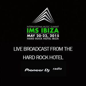 Arthur Baker - Live at the International Music Summit, Hard Rock Hotel Ibiza