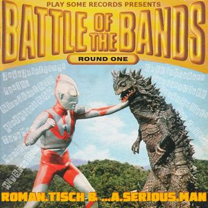playSomeRecords - Battle Of The Bands - with romanTisch & ...aSeriousMan!? @radioFrei