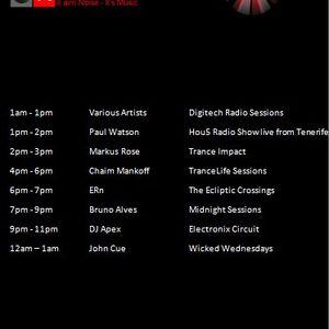 Markus Rose - Trance Impact 08 (24.10.2012)