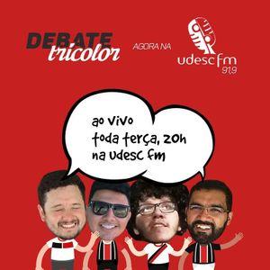 Debate Tricolor #5 - 14/03/2017 - Udesc FM 91,9 (som da Live no Facebook)
