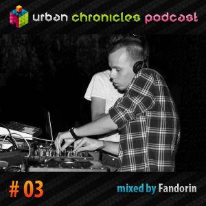 Urban Chronicles Podcast 03 - Fandorin