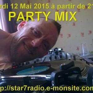 Mix du 12 mai 2015 Star7radio