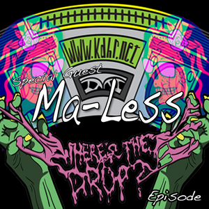 Where's The Drop Radio - Episode 15 Ft. Ma-Less [September 21 2012]