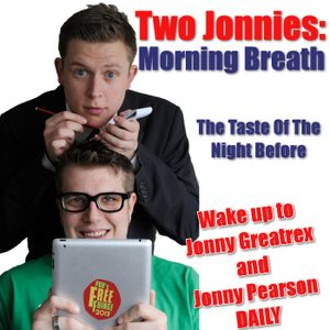 Two Jonnies: Morning Breath - Day 14 - Finally, the kebab challenge is over.