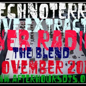 technoterra on AHDJS 2011 Nov the 4th_extracts_mixcloud cut