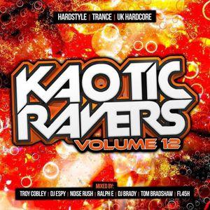 Troy Cobley - Kaotic Ravers Volume 12