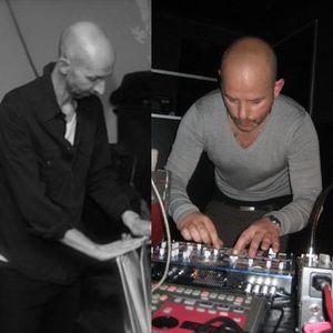 Soul Capsule (Thomas Melchior & Baby Ford) Live @ Karat Night,Point Ephémère Paris (13.04.12)