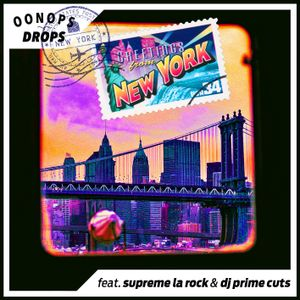 Oonops Drops - Greetings From New York