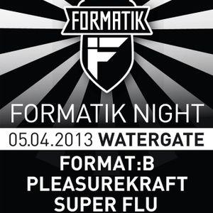 Super Flu - Live @ Watergate Berlin (Germany) 2013.04.08.